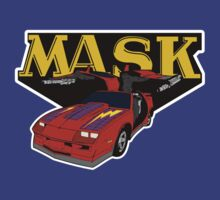 Retro Cartoons - M.A.S.K. Matt Trakker Thunderhawk by metacortex