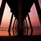 Under the Pier by David Edwards