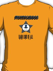 Stormageddon - Dark Lord Of All T-Shirt