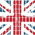 Tardis Union Jack by cheers2geeks