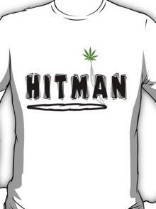 """""""Hitman"""" Marijuana T-Shirt"""