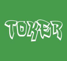 """""""Toker"""" Marijuana by MarijuanaTshirt"""