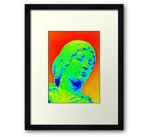 Madison Sculpture by Karl Bitter Framed Print