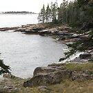 Schoodic  Bay  Maine by wallace66