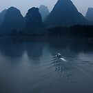 Karst Cruise - Yangshuo, China by Alex Zuccarelli