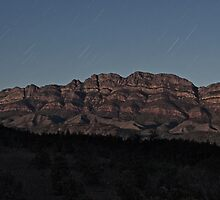 First Moonlght on Elder Range by pablosvista2