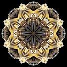 Plane Kaleidoscope by Yampimon
