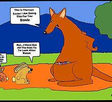 An Australian Easter Story by Noel Elliot
