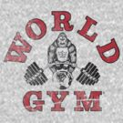 World Gym by inkDrop
