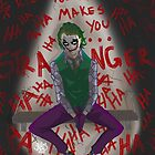 The Joker by Jomar Pereyra