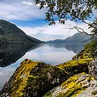 Jolster Lake by Cristim