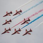 The Red Arrows - Upside by The Walker Touch