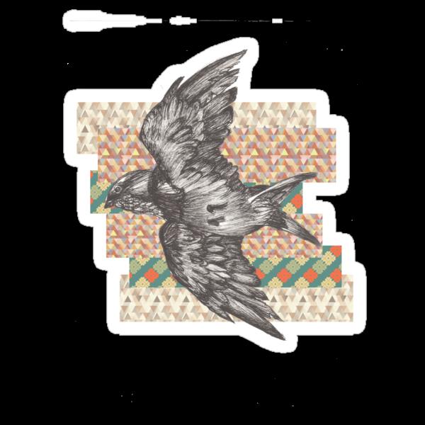 Birds of a Feather by Margybear