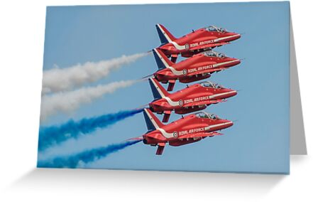 The Red Arrows - Precision by The Walker Touch