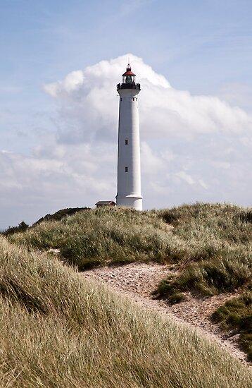 Lyngvig Lighthouse by imagic
