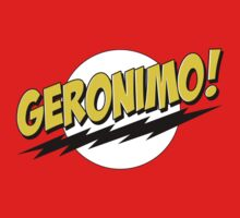 Geronimo! (Comics) by ixrid