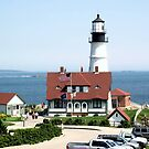 Cape  Elizabeth  Lighthouse by wallace66