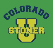 Colorado Cannabis by MarijuanaTshirt