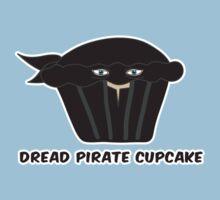 THE DREAD PIRATE CUPCAKE parody Kids Clothes