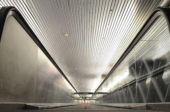Miami International Airport in Florida by 242Digital