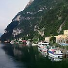 Lake Garda Looking South by mpstone
