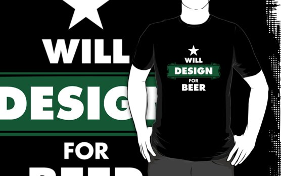 Will Design for Beer by kenjavier