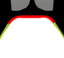 Tiki Masks - Bird Sticker