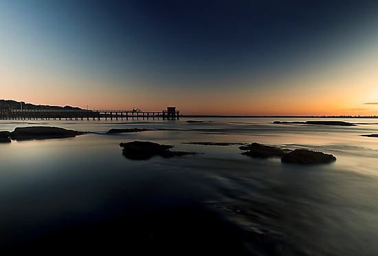 Point Lonsdale Pier by Andrew (ark photograhy art)