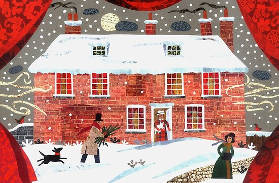 A Jane Austen Christmas by Amanda White