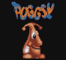 Puggsy 16 BIT by John King III