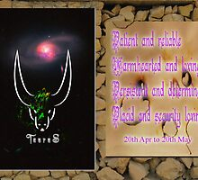 Taurus and Horoscope by Dennis Melling