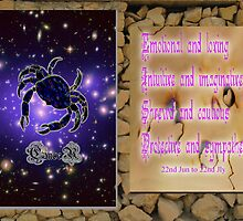 Cancer and Horoscope by Dennis Melling