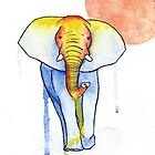 Elephant by Eric Weiand