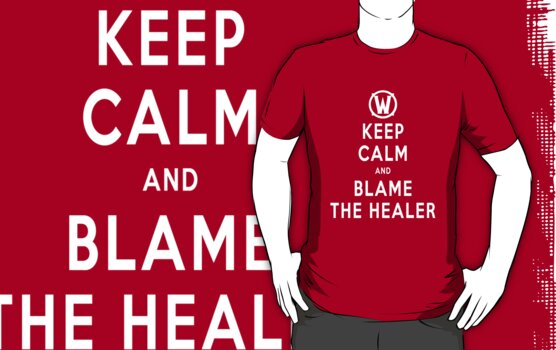 healer did it by Mysterion27