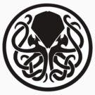 Cthulhu Emblem II by neizan