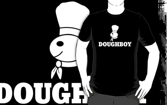 DOUGHBOY in White by popnerd