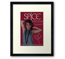 Spice Publications - Pixie Spice Poster 1 Framed Print