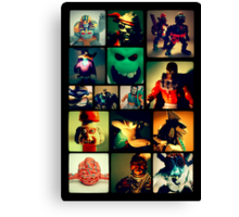 Toys from the Before Now Canvas Print