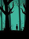 Lost In The Woods by filiskun