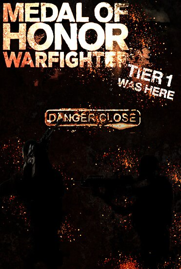 MOH Warfighter Poster by Bobby9719