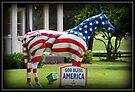 God Bless America by AuntDot