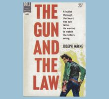 The Gun And The Law by Joseph Wayne by perilpress