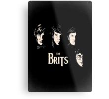 The Brits Metal Print