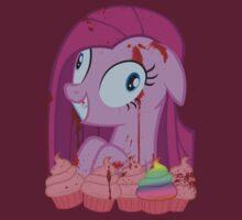 Pinkamena's Bloody Cupcakes by Eniac