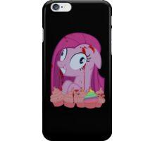 Pinkamena's Bloody Cupcakes iPhone Case/Skin