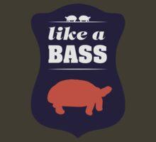 Like A Bass v1. by lucyanna