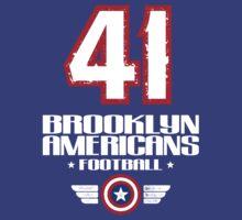 Brooklyn Americans Football by mysundown