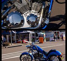 Honda - Blue Lightning by reflector