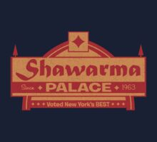 Shwarma Palace by superiorgraphix