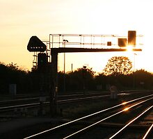 Railway signals. by Sneeze82